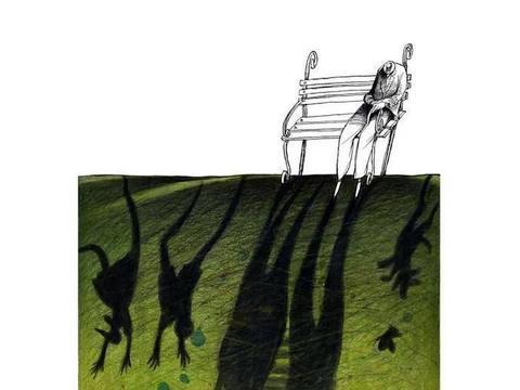 12幅讽刺的插画,指出现代人的问题,刺痛每一个人的心