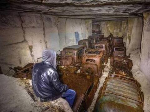 小伙野外探险找到一个神秘山洞,报警后获10万奖金,感觉亏大了