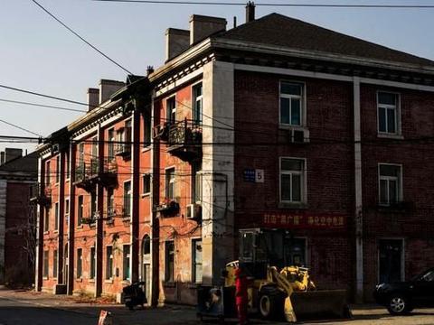 """鞍山""""红楼建筑群"""":曾经的""""楼中贵族"""",今天的城市记忆"""