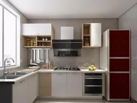 厨房是做封闭式的还是做开放式的?