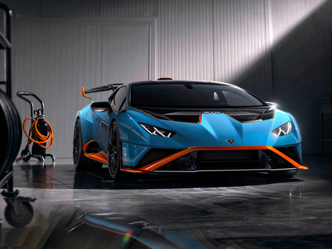兰博基尼将携三款首发车型亮相2021上海车展