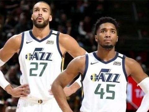 NBA:爵士vs奇才,谁将会占得先机?