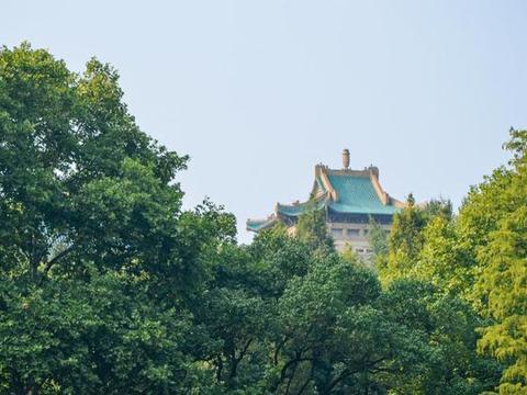武汉大学的樱花你可能错过了,但武大别的美景,你一定不能错过!