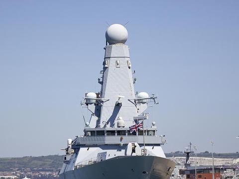 欧洲三国合作建设,勇敢级堪称世界上现役最新锐的驱逐舰之一