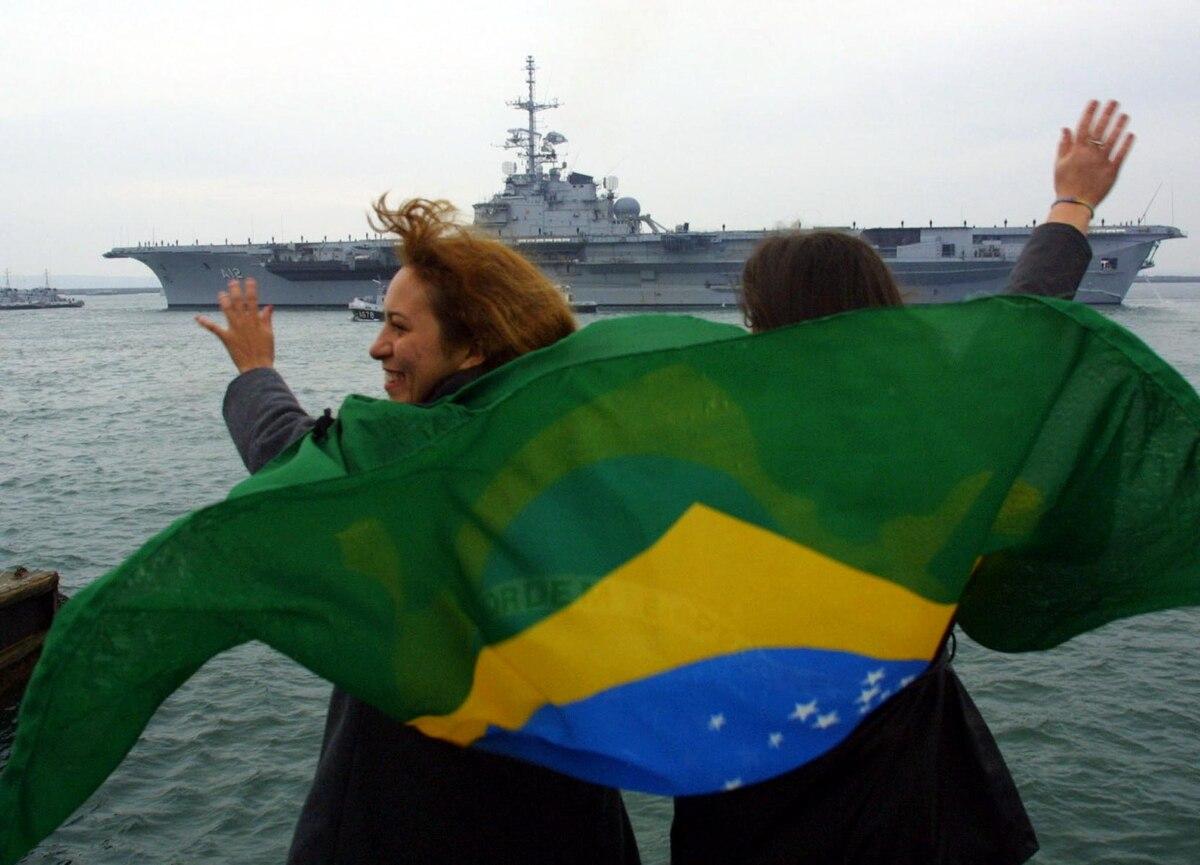 """土耳其购买""""圣保罗""""号?再花费3000万美元改造,成为航母训练舰"""
