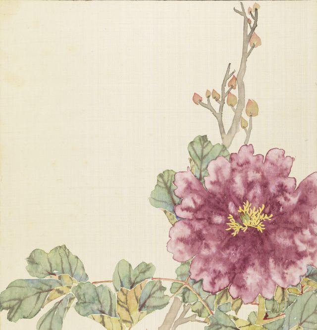 「津门网」花里的牡丹是王者,画里面的牡丹却并不是那么容易画的
