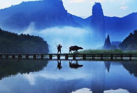 """浙江有一""""仙都"""",曾是众多""""仙侠剧""""的拍摄地,被称天下第一峰"""