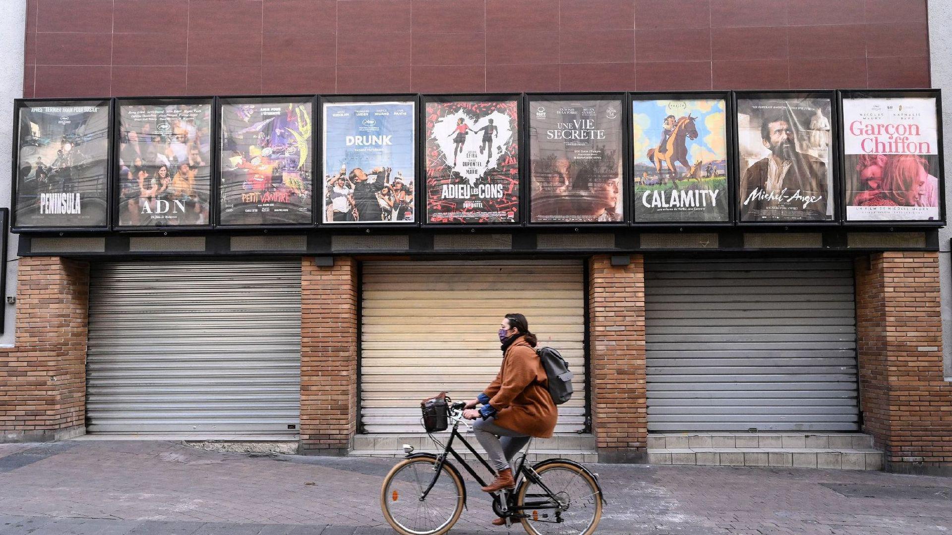 法国参议院呼吁逐步重新开放文化场所