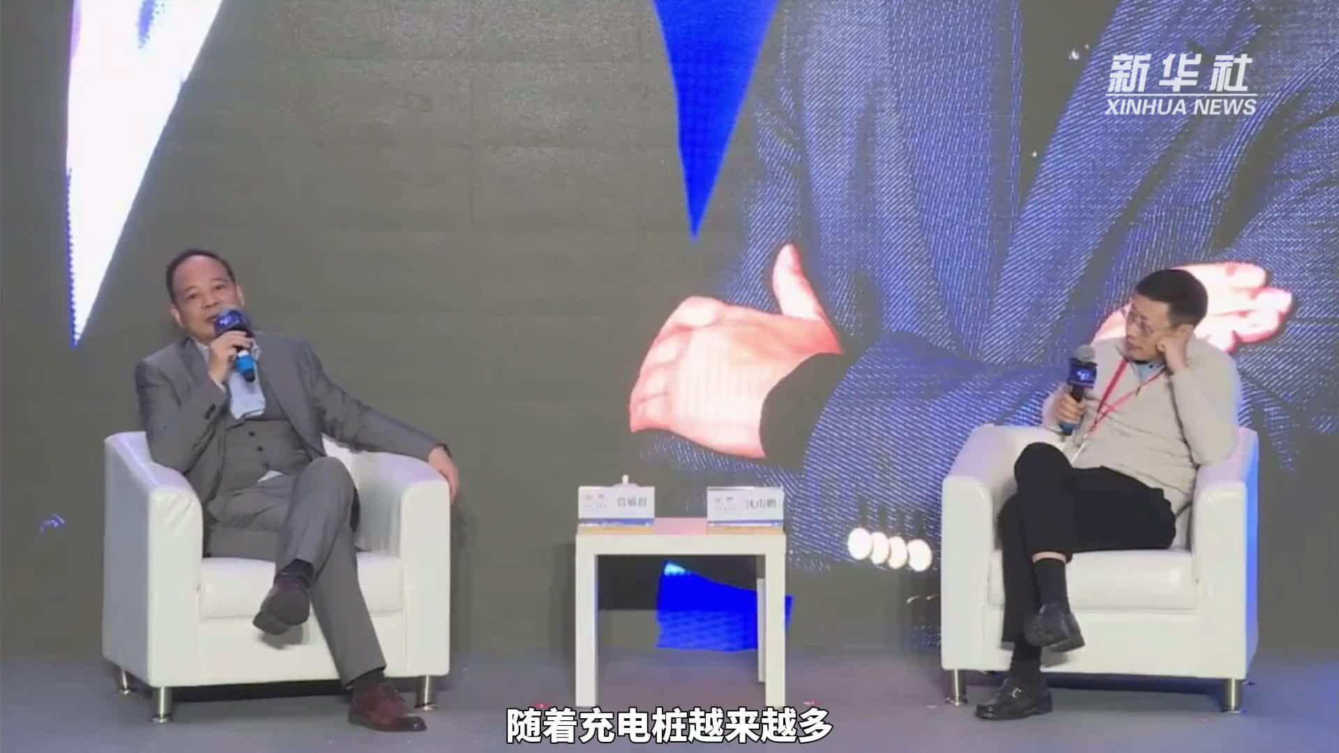 沈南鹏对话宁德时代曾毓群,未来全球车企只剩10家,7家在中国