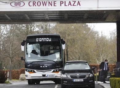 爱尔兰政府将为从欧盟国家返回的爱尔兰学生支付酒店隔离费用