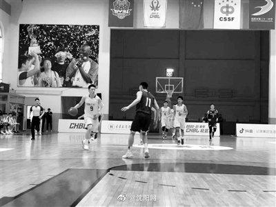 国家级高中篮球联赛碰上校园篮球节 三十一中学校园燃爆了
