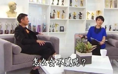 刘德华自曝吃晚餐视频,全是清淡素菜,坦言吃腻时就看看腹肌