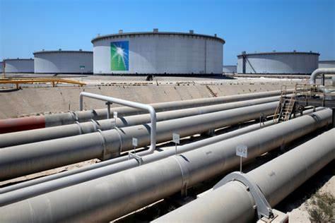 沙特阿美124亿美元出售新管道公司49%股份