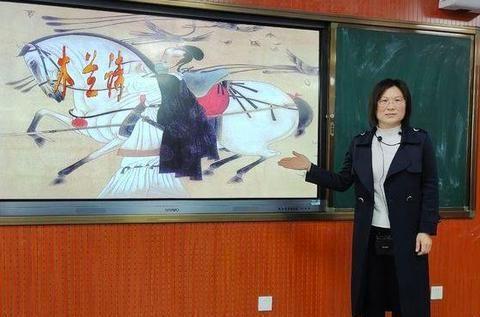 给学生一个鲜活的花木兰——东平县实验中学的半天无课日真精彩