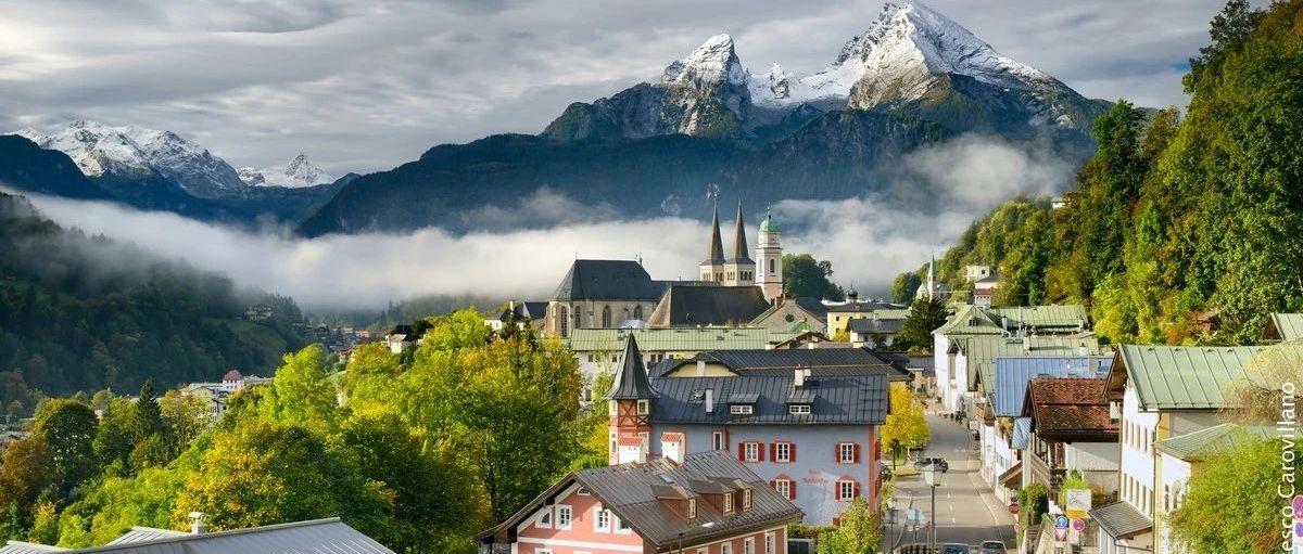 探寻巴伐利亚州美景和德国芦笋之路,参与互动赢好礼