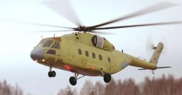 俄最新直升机将进行结冰测试 填补米8与米26之间空白