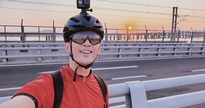 吴磊的骑行Vlog谁还没看?从泉州去厦门,居然错过了最精华部分