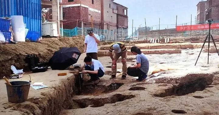 广州增城出土罕见古人类遗骸30具