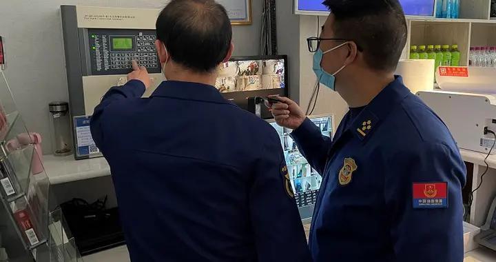 安顺经开区消防联合多部门开展人员密集场所消防安全检查