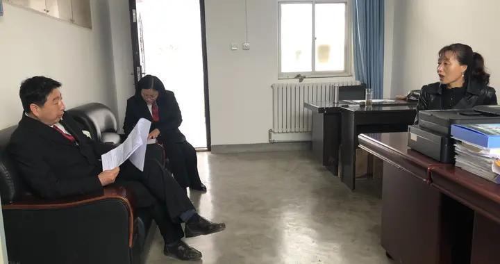 宝鸡市凤翔区法院:上门立案调解 解了群众难题