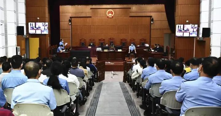 涉嫌贪污罪、受贿罪…广西这地财政局原党组书记、局长受审