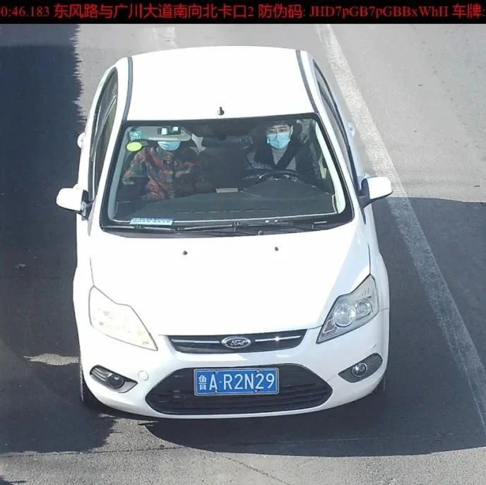 德州交警高清曝光!这些驾驶人、乘车人不系安全带被抓拍!
