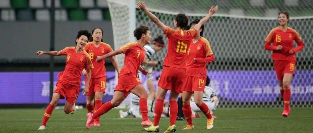 王霜加时绝杀,中国女足拿下东京奥运会入场券!
