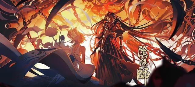 阴阳师SSR帝释天官方主题插画详解 看遍帝释天走过的荆棘之路