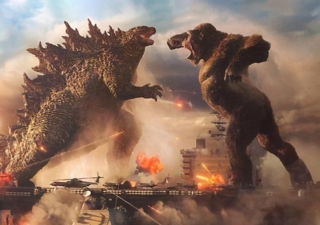 《哥斯拉大战金刚》中国票房惨淡,打小怪兽的剧情不再吃香