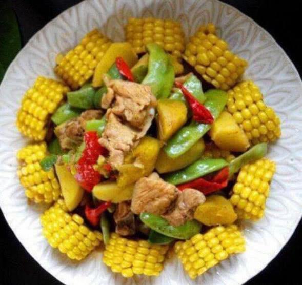 夏天学会這五道家常菜,好吃到满足你的味蕾,香气十足