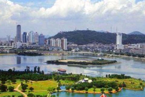 南宁市各区县GDP:青秀区第一、邕宁区仅第九,三县不足百亿