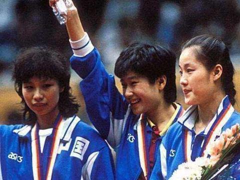 """击败三位世界冠军,因""""让球""""无缘奥运金牌,国乒女将含恨退役"""