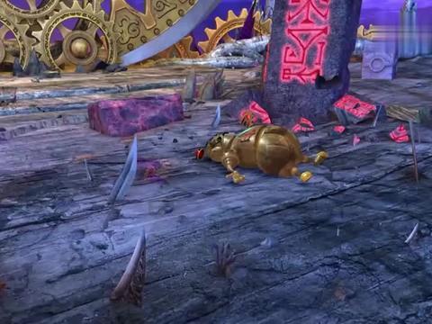 叶罗丽:铁皮与朋友失散,独自留在崖底,他该怎么办!