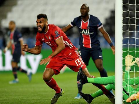 巴黎创队史耻辱纪录,却晋级欧冠4强,拜仁或双线溃败