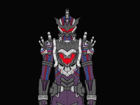 假面骑士:重新绘制的7种变身形态,胡狼很帅气,女武神双重强化