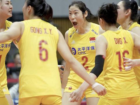 中国女排再度集结冲冠,最大威胁到底是谁?