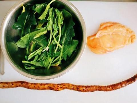 不节食不运动,山药鸡肉丸子当减脂代餐,一周瘦4斤不要太轻松