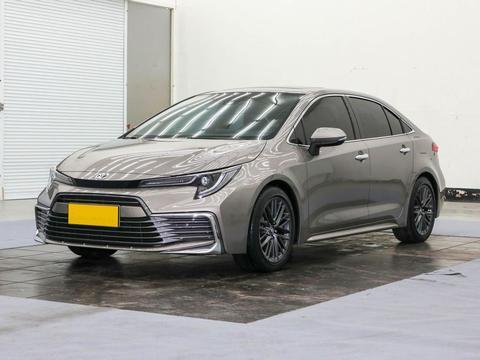 大众速腾注意了,除亚洲狮外,丰田今年还有一亲民A+级车要上市