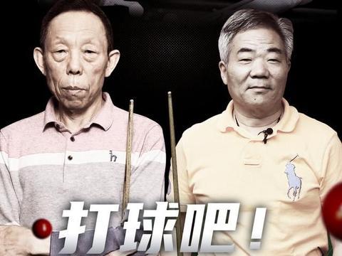 丁俊晖父亲PK潘晓婷父亲,一场趣味挑战赛,球迷有福了