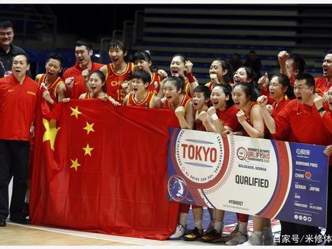 中国女足绝处逢生晋级东京奥运会,女子三大球全部出线