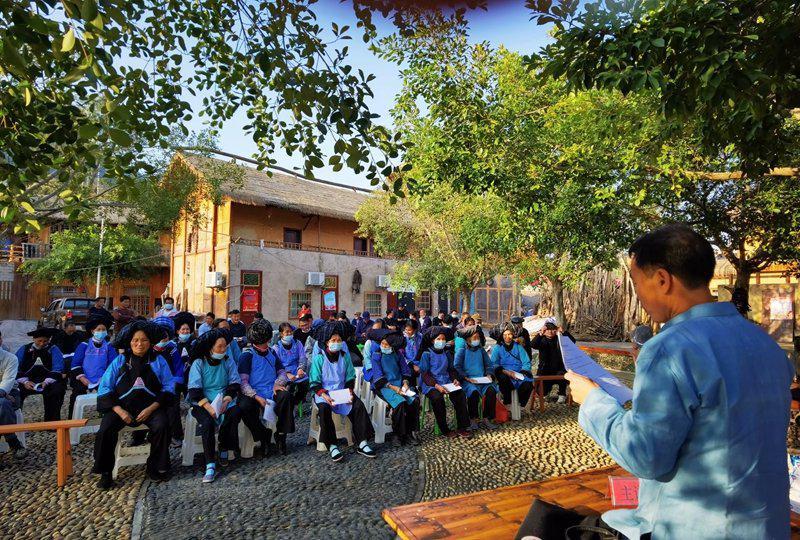 汲取接续奋斗的智慧和力量|贞丰县高标准、高质量开展党史学习教育综述