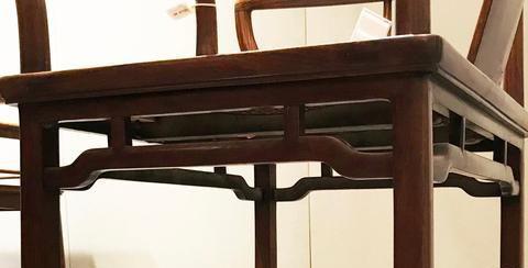 物稀价不贵,黄花梨南官帽椅74万成交