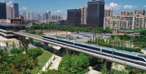 """杭州地铁将添""""新成员"""",预计今年完工,上班族们""""有福了""""!"""
