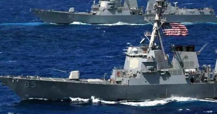 乌克兰局势紧张之际 北约军舰战机频繁抵近俄边境