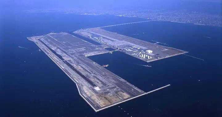 全球首座填海造陆建的机场:日本投资1300亿,如今已下沉了30厘米