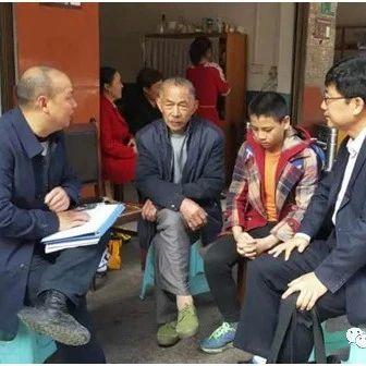 北镇中学教师商俊博:支教奉节 翻山越岭家访打动和点燃学生