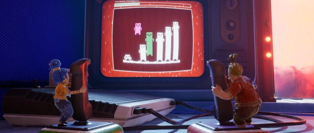 """能和TA一起玩的""""皮克斯动画"""""""