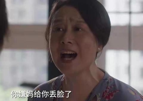 《小舍得》蔡菊英被人当成小三,是一个悲剧角色