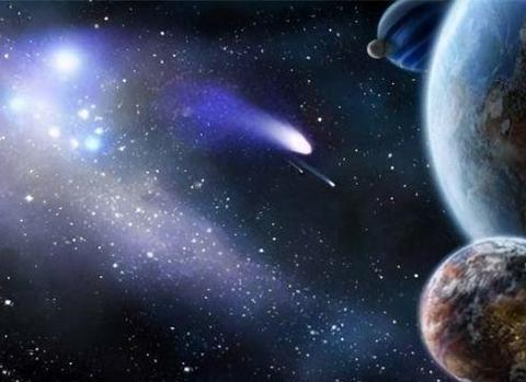"""""""零宇宙""""理论提出,宇宙是虚拟的空间,人类活在程序中"""