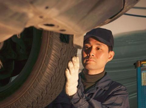 轮胎噪音也能手动消除?